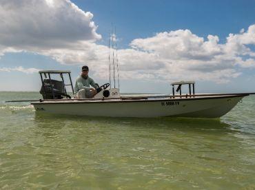 Island Anglers, Goodland
