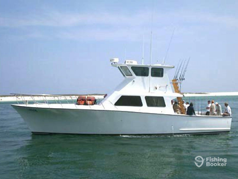 C rose fishing charters orange beach al fishingbooker for Orange beach fishing