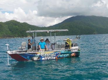 Custom fishing boats for the tropics