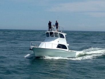 Charter Boat Striker, Destin