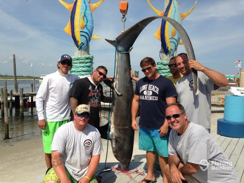 Carolann P Fishing Charters