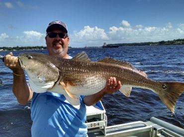 Livin' The Dream Fishing Charters