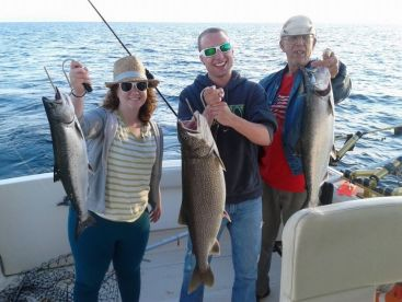 Hooked Sportfishing Charters