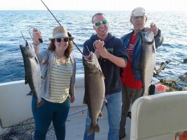 Hooked Sportfishing Charters