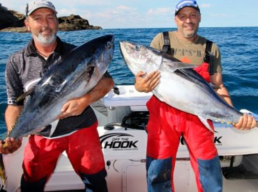 Off The Hook Fishing Charters, Portland
