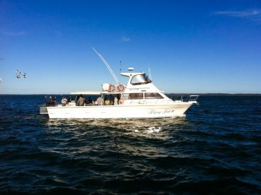Westernport Fishing Charters - 50ft, Hastings