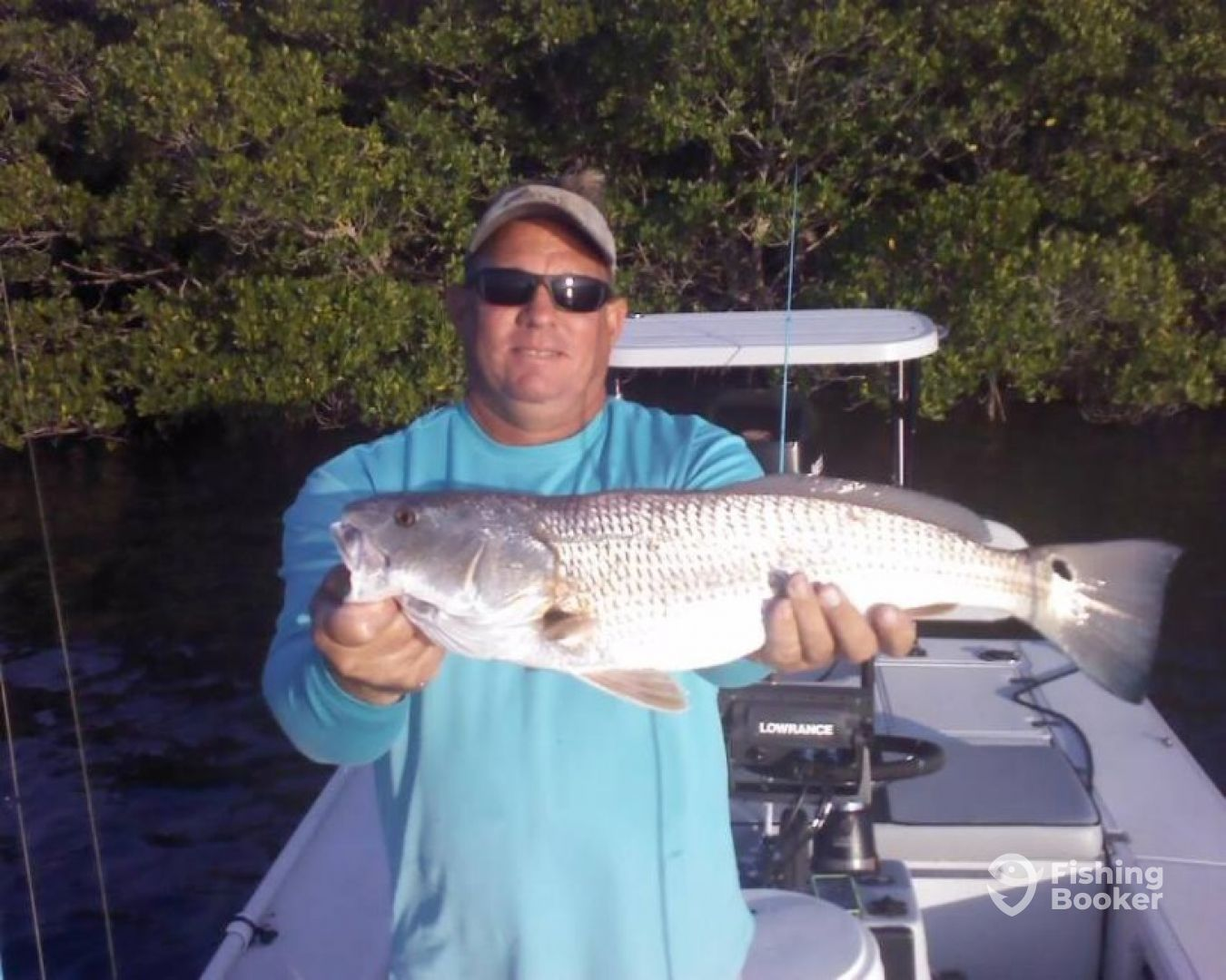 I just found Second Chance Charters Inc  on FishingBooker