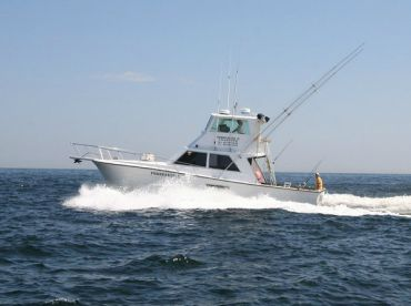 Persuader Sportfishing Charters, Narragansett