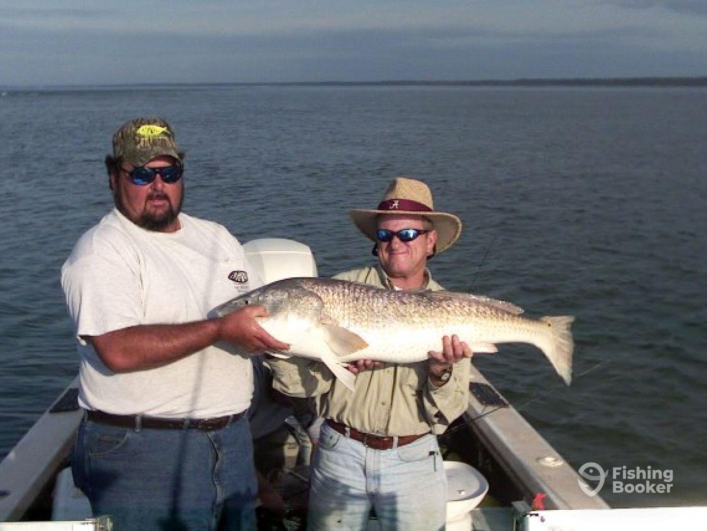 Big un charters apalachicola fl fishingbooker for Apalachicola fishing charters
