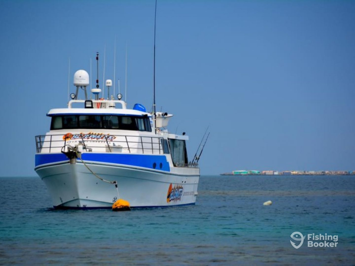 Blue Water Adventure Charters