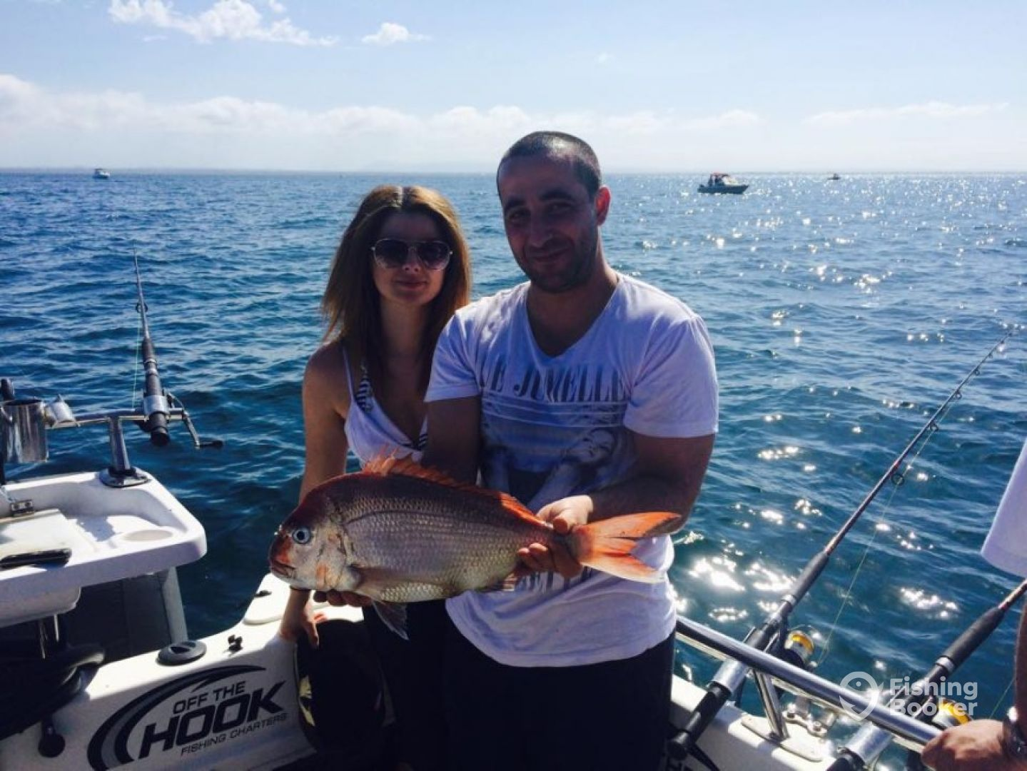 Off the hook fishing charters melbourne australia for Off the hook fishing charters