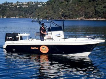 Sydney Harbour Fishing Tours