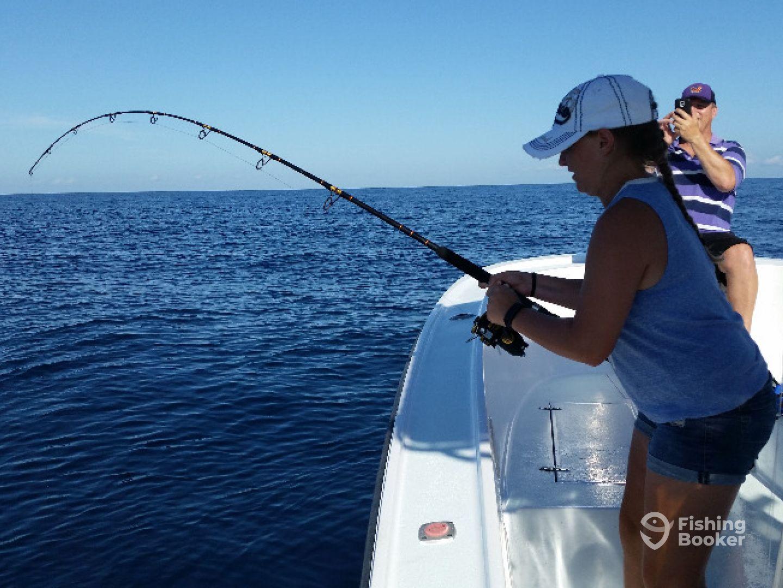 Central florida sport fishing melbourne fl fishingbooker for Florida sport fishing