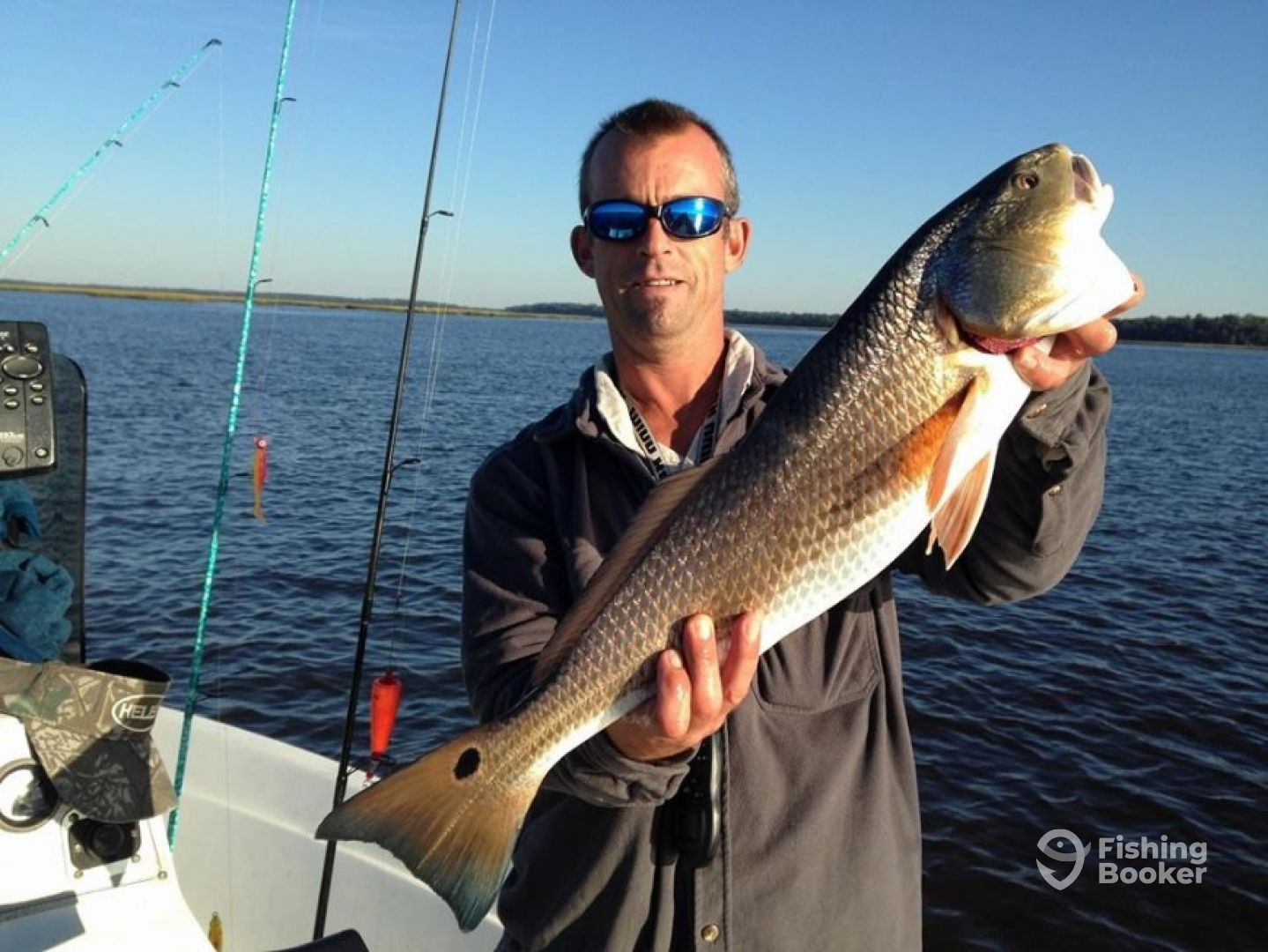 Naked fly fishing charters st marys ga fishingbooker for Fly fishing charters