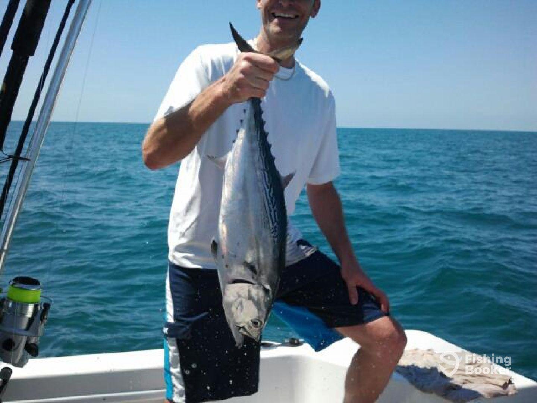 Catch on charters madeira beach fl fishingbooker for Madeira beach fishing charters