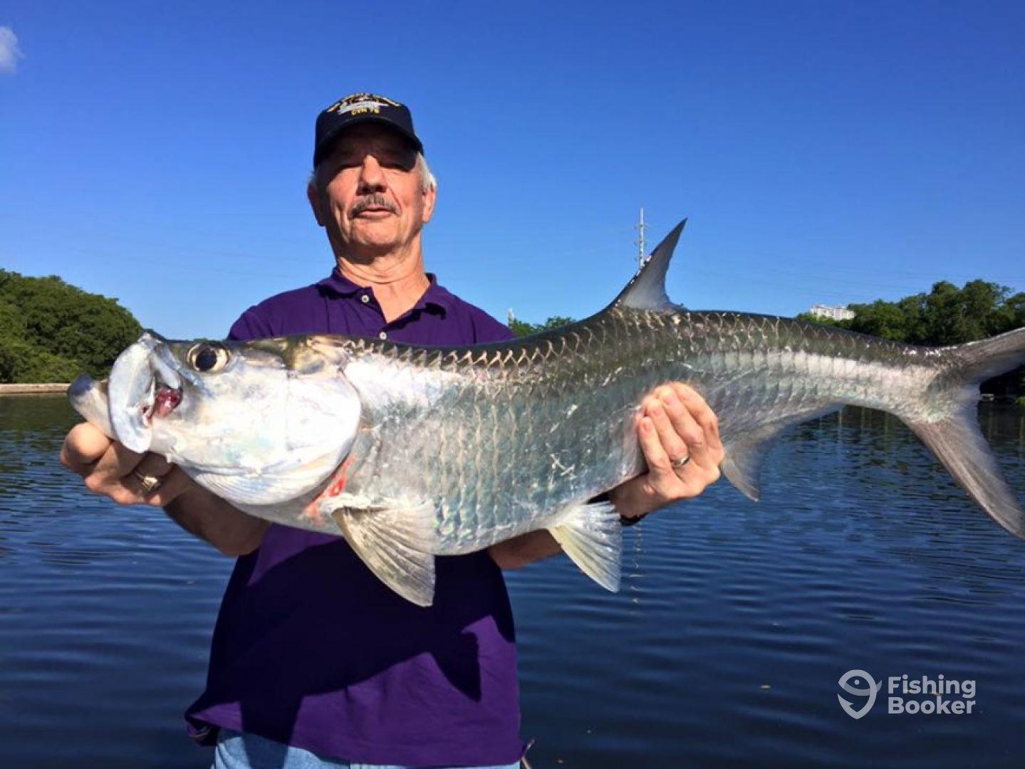 Backwater II Tarpon Fishing PR
