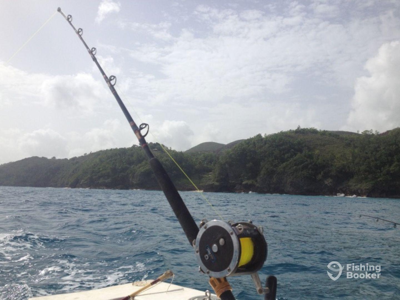 Fishing charters las terrenas las terrenas dominican for Dominican republic fishing