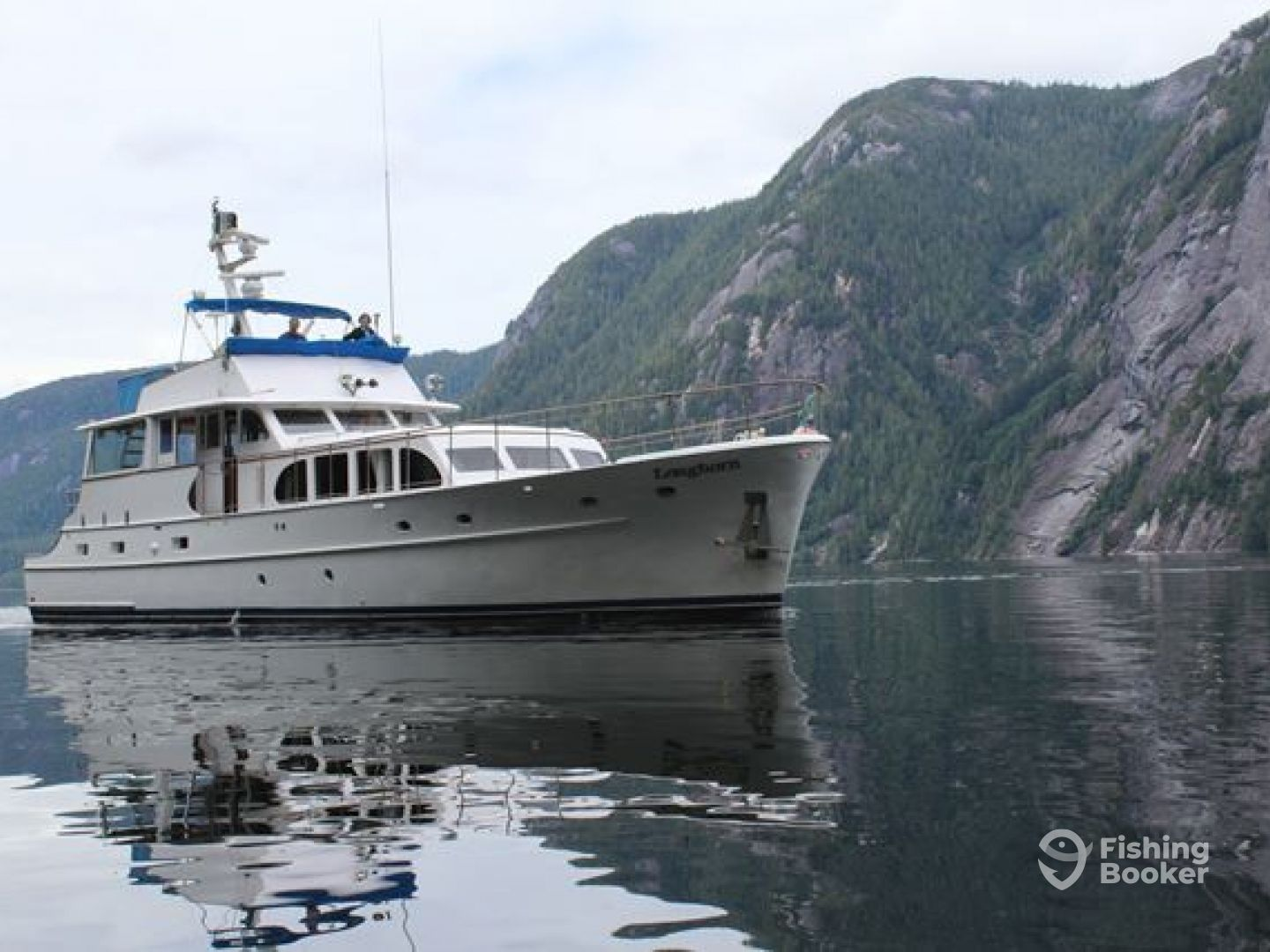 I just found Longhorn Charter on FishingBooker