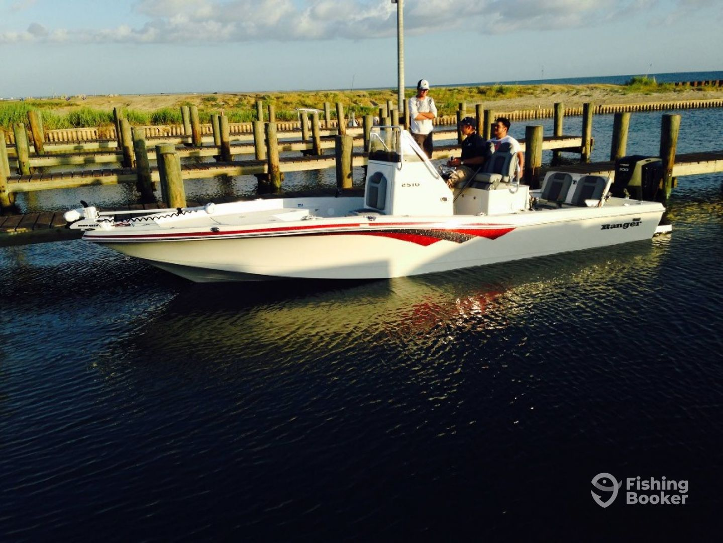 Frazier's Guide Service – Bay Boats