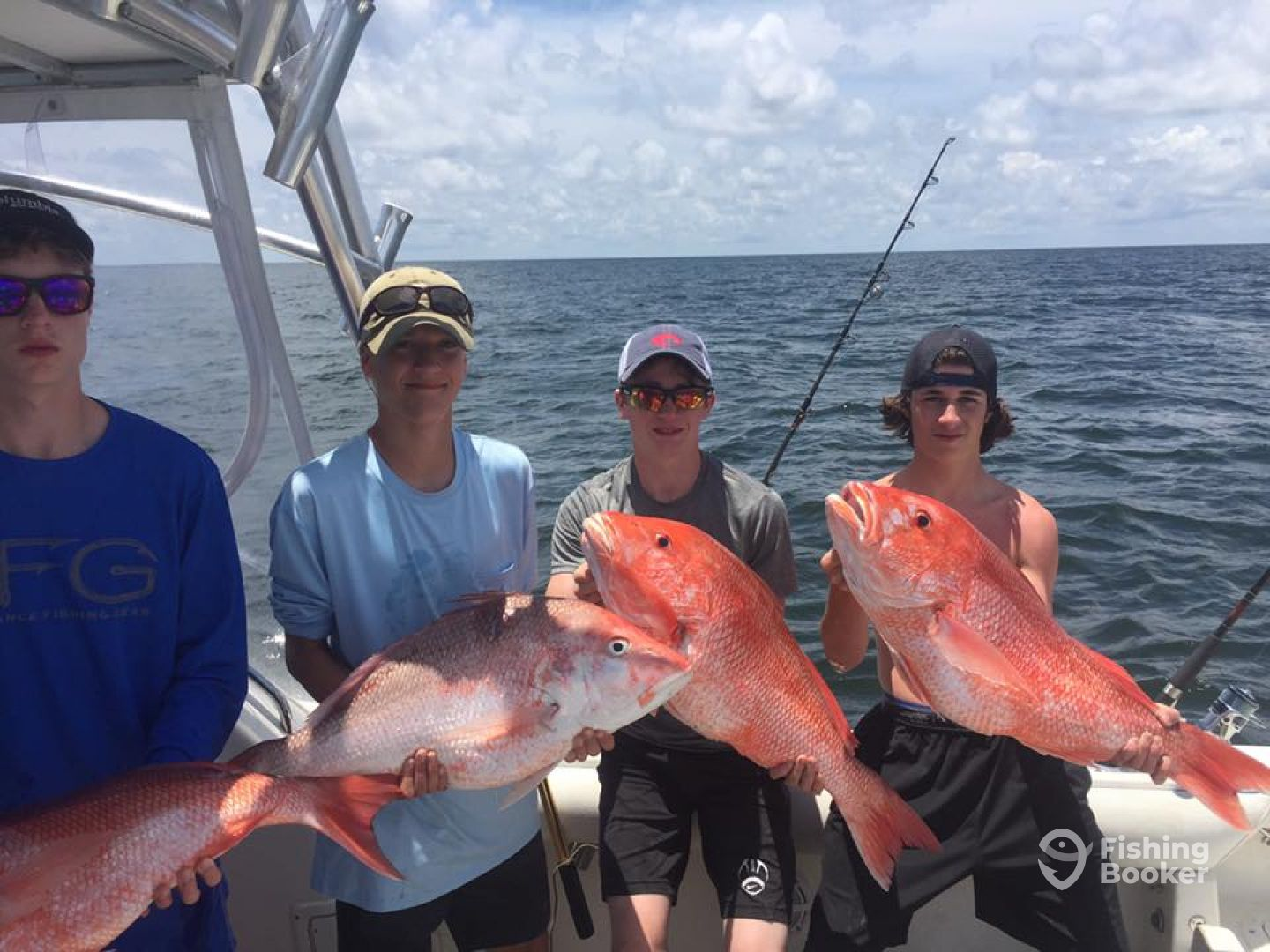 Southern drawl no fish no pay gulf shores al for Gulf shores alabama fishing charters