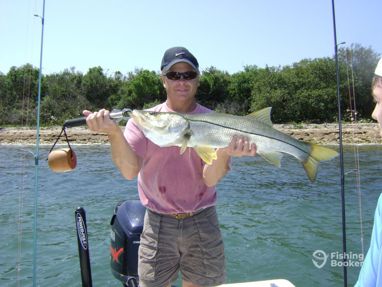 Capt tony s inshore charters ruskin fl fishingbooker for Fishing tampa bay