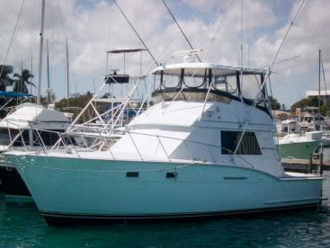 Hunter Charters - 38' Hatteras