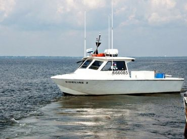 Somethin' Fishy Fishing Charters, Carrabelle