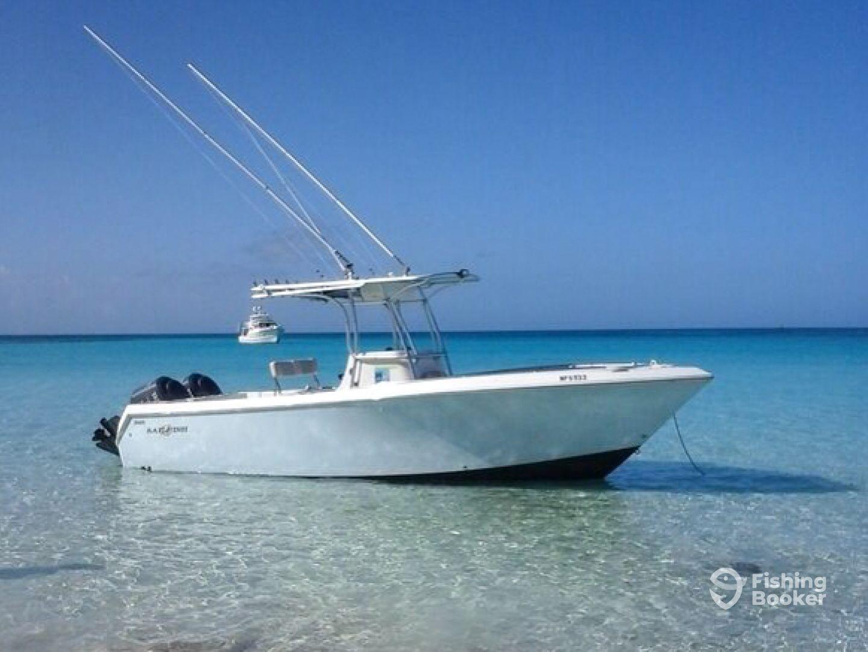 Hunter Charters - 26' Sailfish