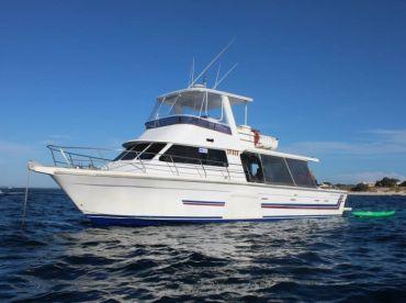 Aquarius Charters and Cruises, Fremantle