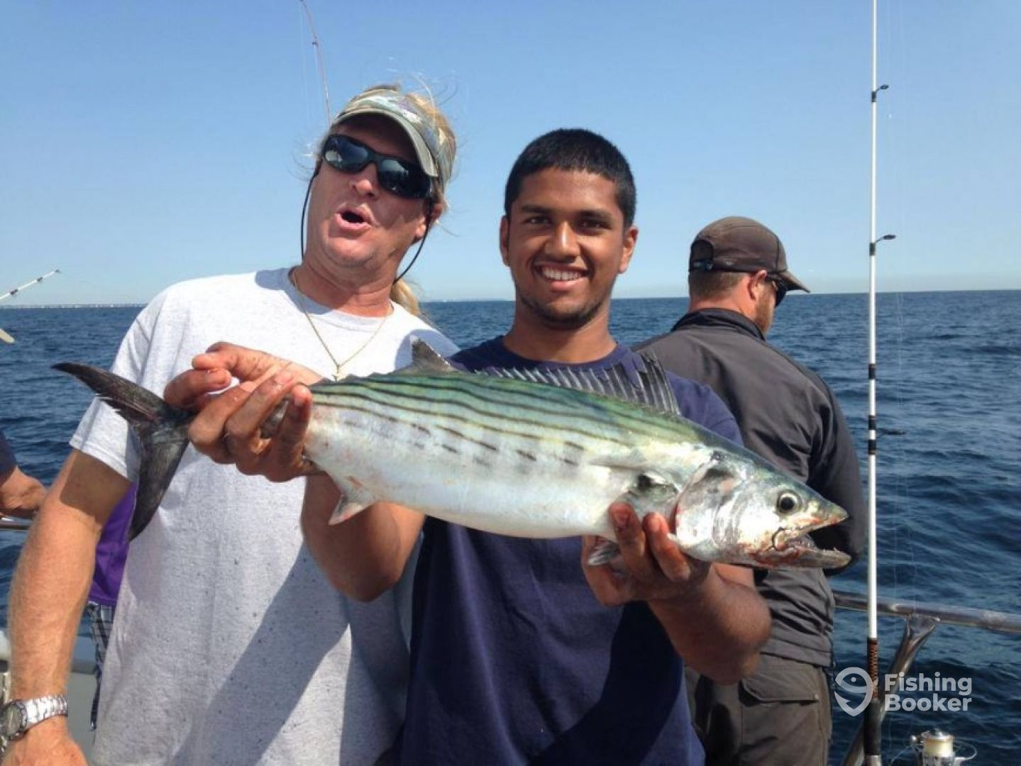Queen mary open boat charters point pleasant beach nj for Point pleasant fishing charters