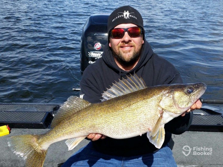 Walleye mafia world class fishing green bay wi for Green bay fishing charters