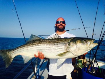 Purple Jet Sport Fishing Charters