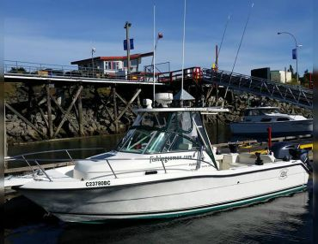 Island Pursuit Sport Fishing , Comox