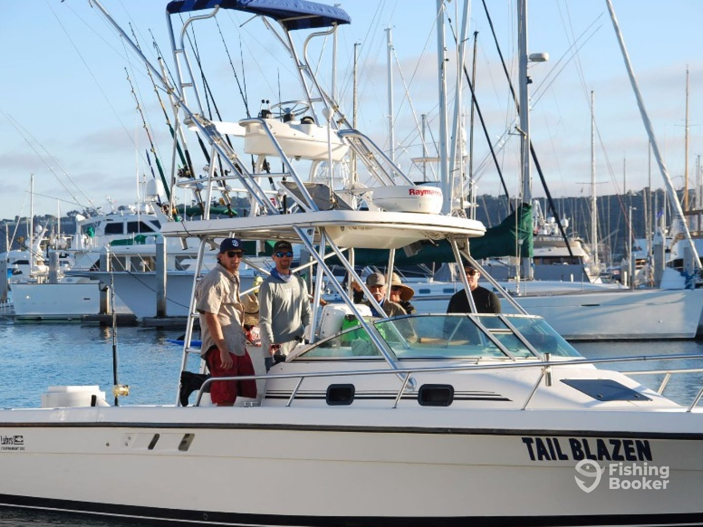Sport game fishing charters san diego ca fishingbooker for California fishing game