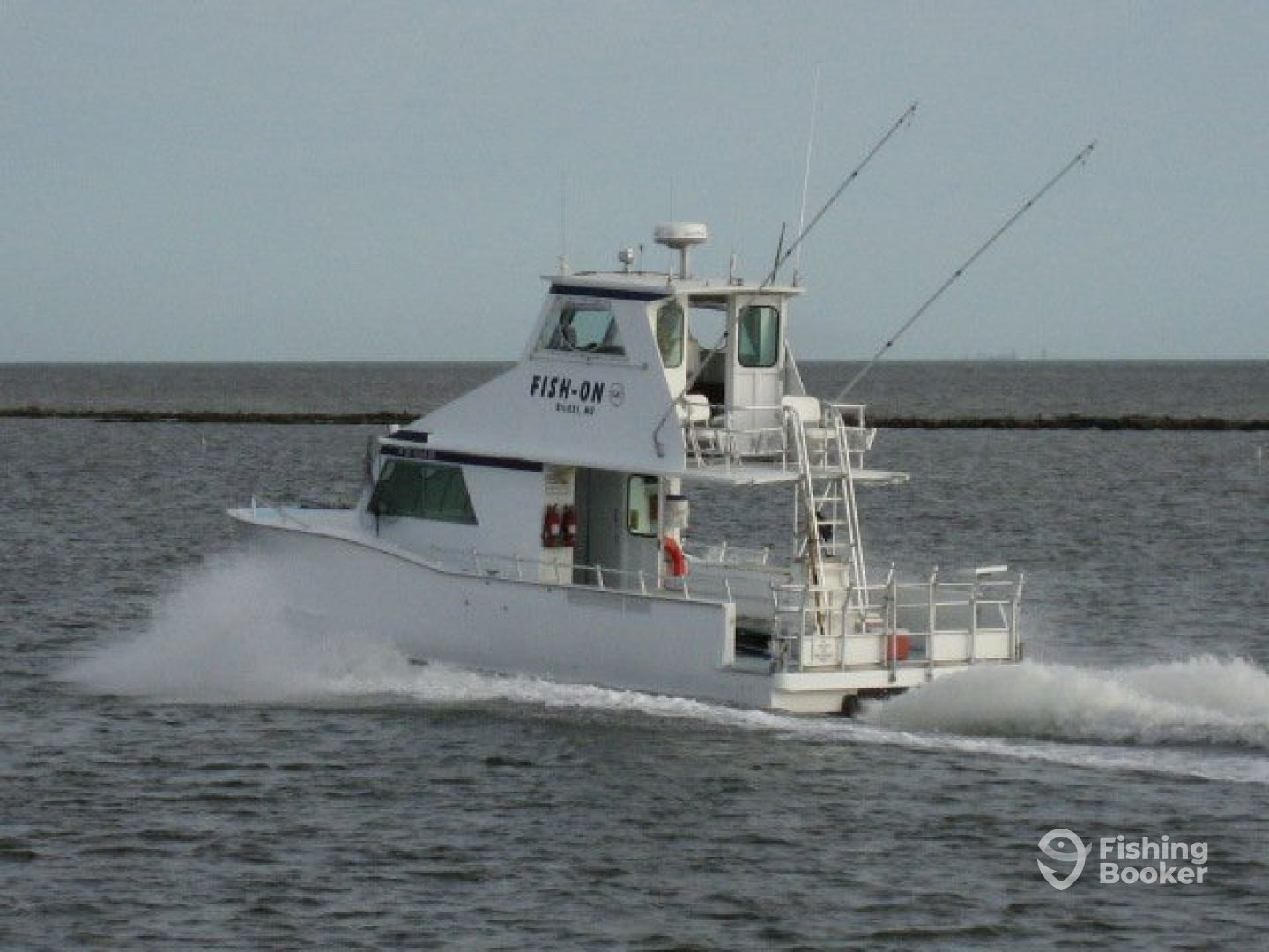 Fish on charters biloxi ms fishingbooker for Mississippi fishing charters