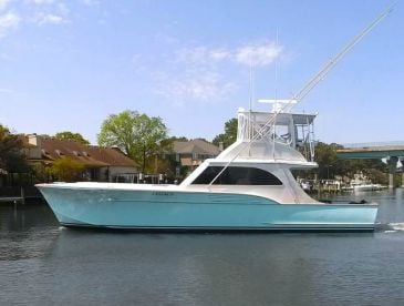 Legacy Charters - 52 ft