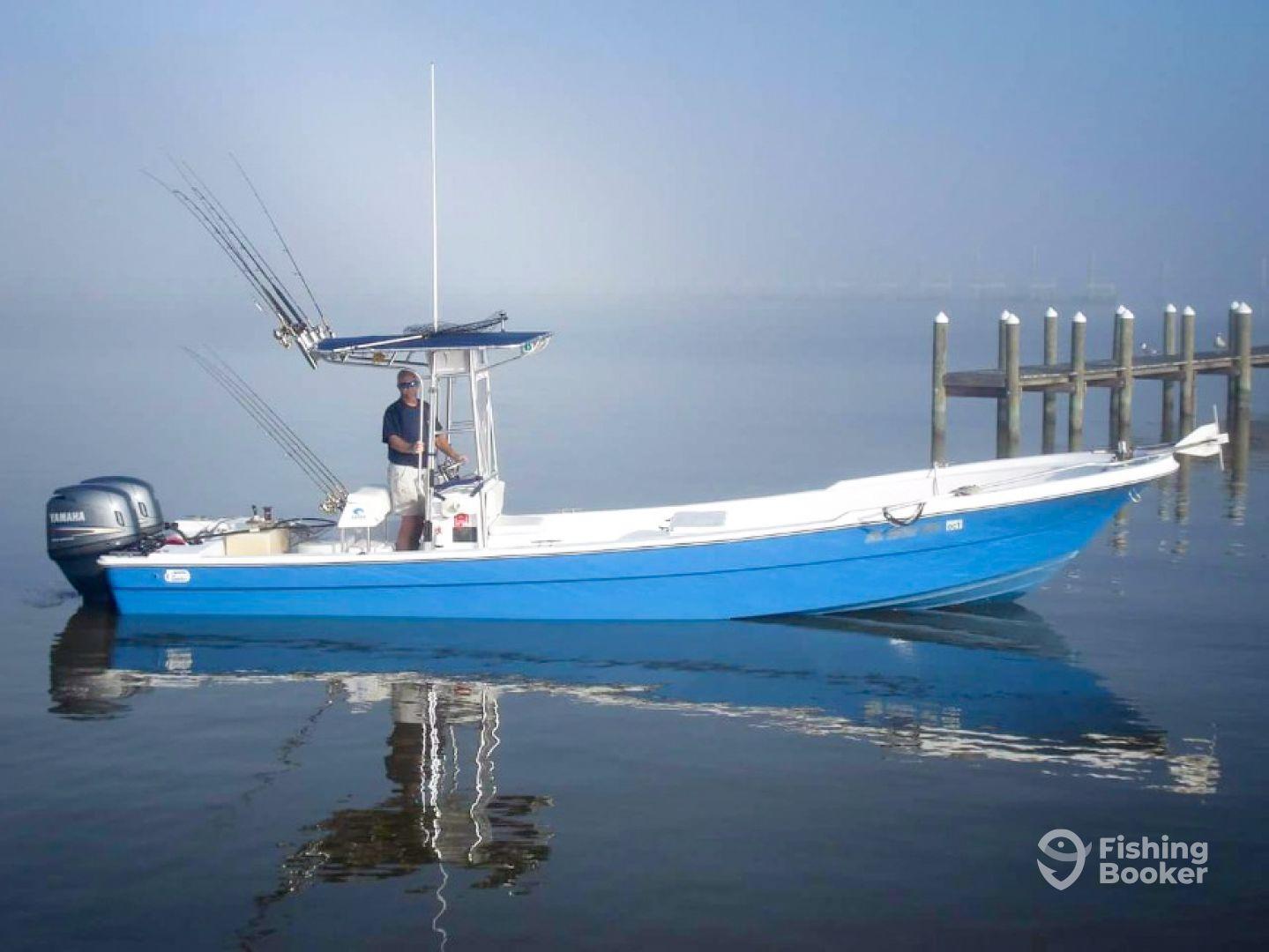 Gulf adventures fishing gulf shores al fishingbooker for Alabama fishing charters