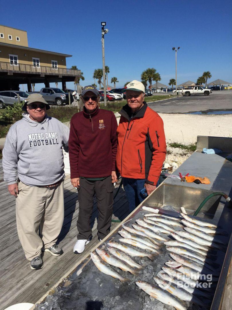 Pensacola Beach Fishing Charters Pensacola Beach Fl
