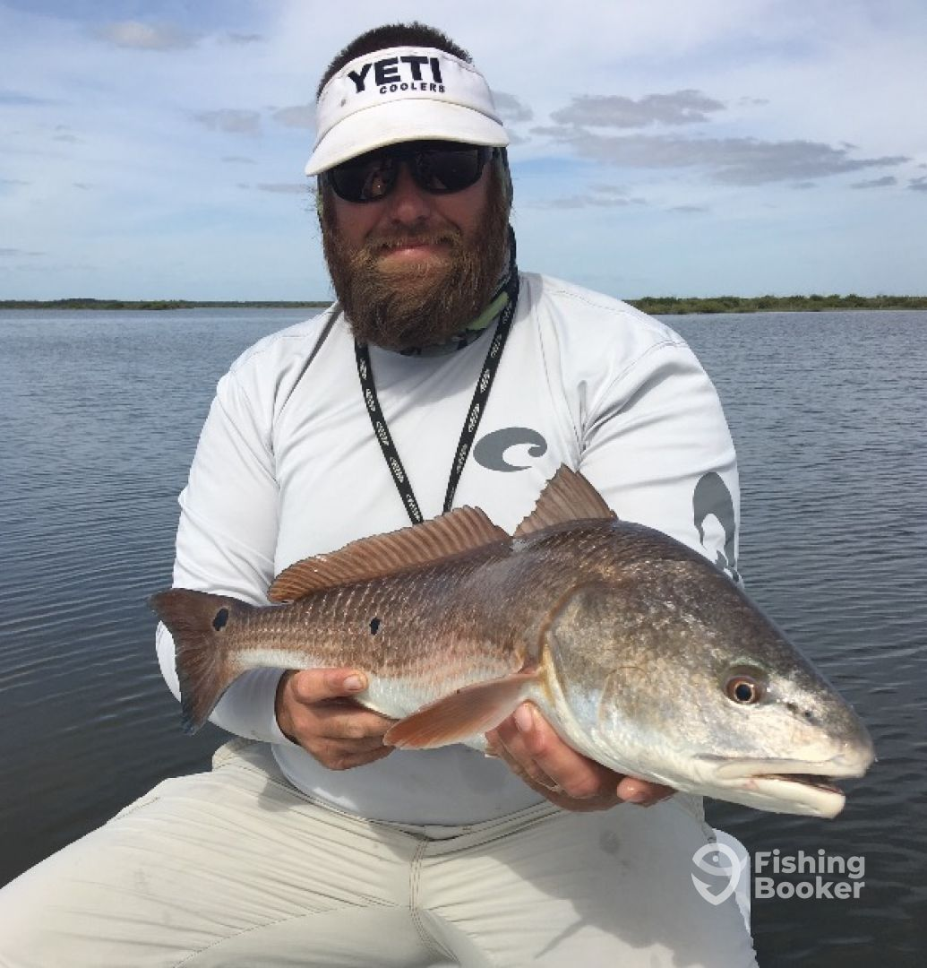 Fins in low places new smyrna beach fl fishingbooker for New smyrna beach fishing spots