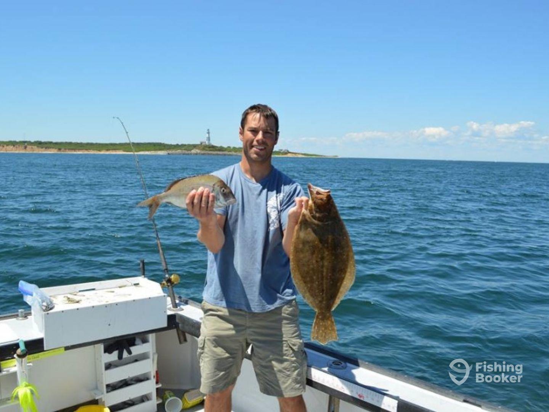 Castaway fishing charters orient ny fishingbooker for Ny fishing charters