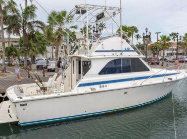 Thaisa II - 36 ft Bertram