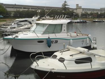Malu Boat & Fishing Rental, Zadar