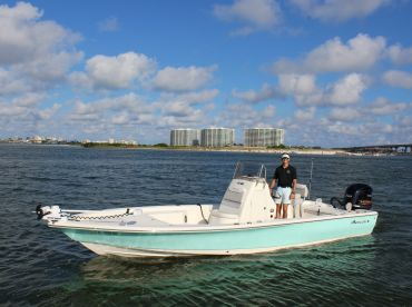 Liquid Force Inshore Charters