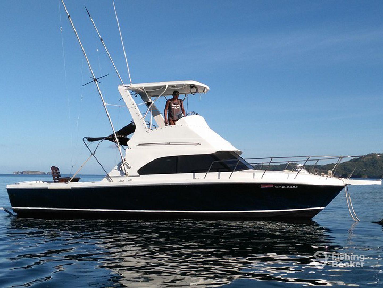 Flamingo Sportfishing: 32' Blackfin