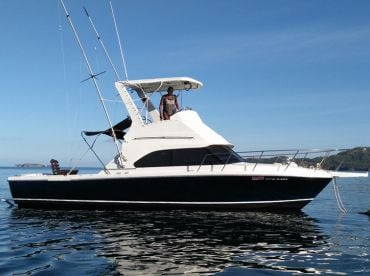 Flamingo Sportfishing: 32' Blackfin