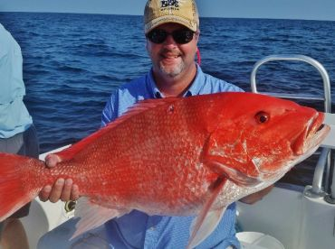Reel Kill Charters Catches Fish
