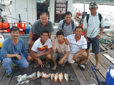 Salty Tours North Waters 45'