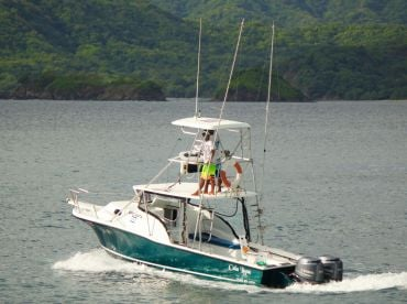Flamingo Sportfishing: 29' Dusky