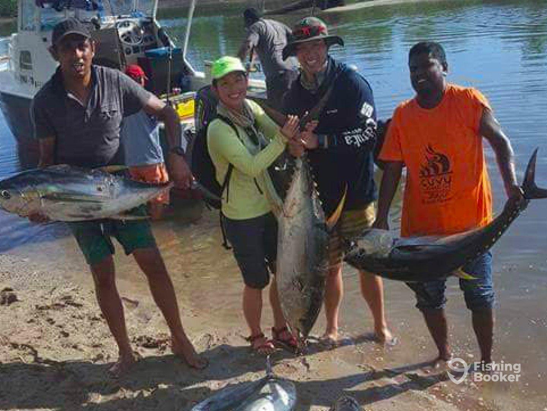 Sigatoka Fishing Charters Fiji