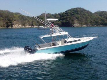 Oax Coast Charters - 31' Chica Mala, Bahias De Huatulco